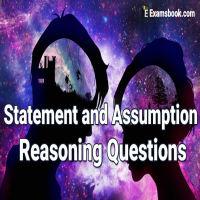 Statement and assumption reasoning