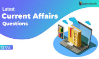 12 oct Latest Current Affairs Questions