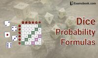 dice probability formulas