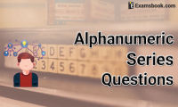 alphanumeric series questions
