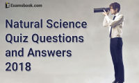 Natural Science Quiz