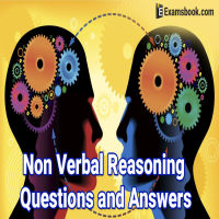 non verbal reasoning questions