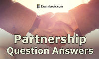 Partnership questions and answers