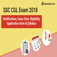 SSC CGL EXAM Date 2018