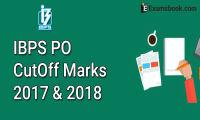 IBPS PO CutOff Marks