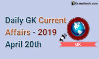 Daily GK Current Affairs Questions