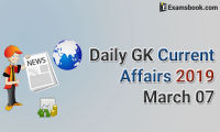 Daily-GK-Current-Affairs-2019-March-07