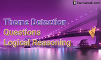 theme detection questions