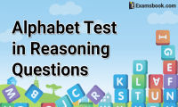 alphabet test in reasoning questions