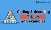 coding and decoding reasoning tricks