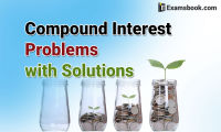 Compound interest with solutions