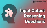 input output reasoning questions with answers