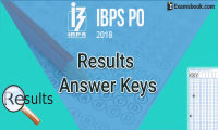 IBPS PO results and answer keys