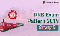 rrb group d exam pattern 2019