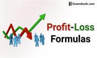 profit loss formulas