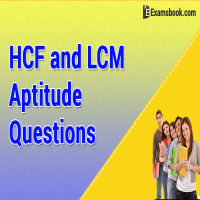 HCF and LCM Questions