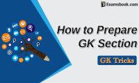 gk tricks how to prepare gk section