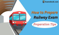 how to prepare for railway exams at home