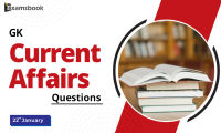 22 jan GK Current Affairs Questions