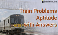 train problems aptitude with answers