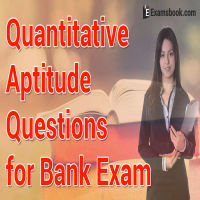 Quantitative Aptitude Questions