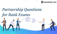 partnership questions for bank exams