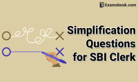 simplification queestions for sbi clerk