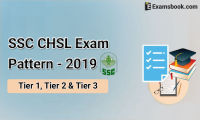 SSC CHSL exam pattern 2019