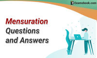 mensuration questions and answers