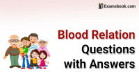 blood relation questions with answers