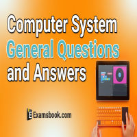 Computer System Overview Questions