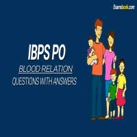 Blood Relation Questions for Bank PO
