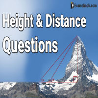 Height and Distance questions in Hindi