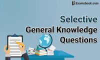 Selective General Knowledge Questions