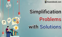 simplification problems with solutions