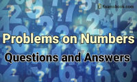 Problem on number questions