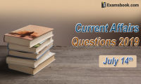 Current-Affairs-Questions-2019-July-14th