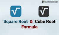 cube root and square root formula
