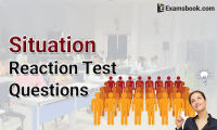 situation reaction test questions