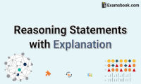 reasoning statements with explanation