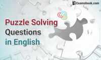 puzzle solving questions in english