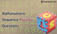 alphanumeric sequence puzzle questions