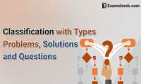 classification types problems solutions questions