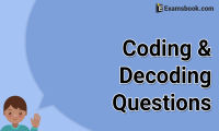 coding and decoding questions