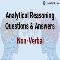 analytical reasoning questions and answers