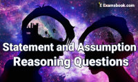 Statement and assumption reasoning