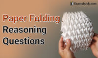 paper folding reasoning questions