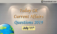 Today-GK-Current-Affairs-Questions-July-11th