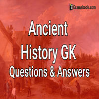 Ancient Indian History Questions