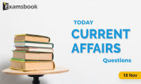 18 nov Today Current Affairs Questions